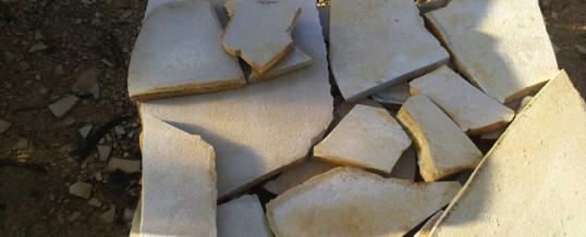 Solnhofener Polygonalplatten