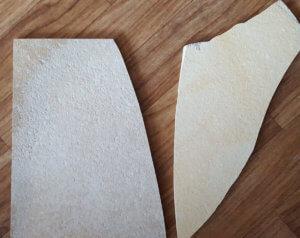 Solnhofener-Platten Imitat vs Originaler Solnhofener
