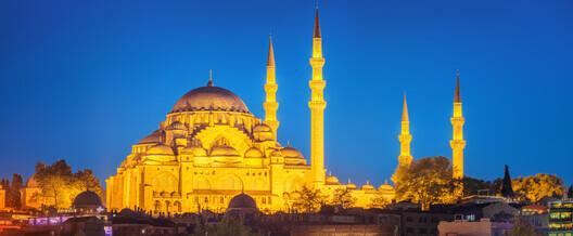 Hagia Sophia in Istanbul – ein berühmtes Bauwerk mit Solnhofener Platten