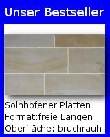 Solnhofer Platten Angebot