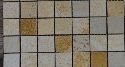 Solnhofener Platten Mosaik